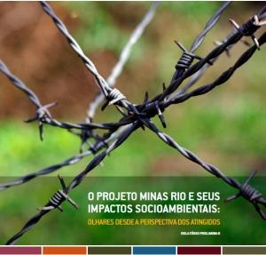 Relatório Minas Rio