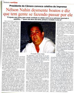 entrevista SOMOS Nahim