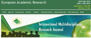 european-academic-research