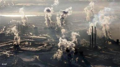 Piquiá de Baixo-poluição