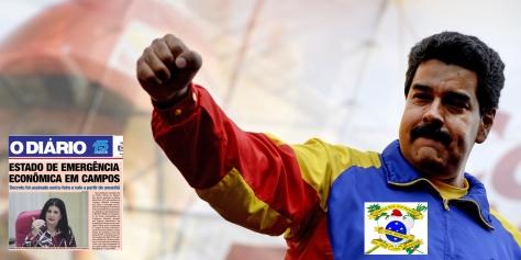 VENEZUELA-MAYDAY-MADURO