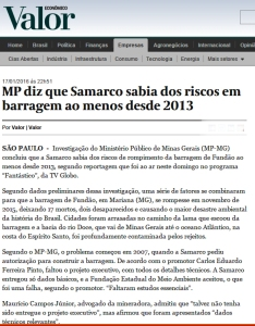 samarco 2013