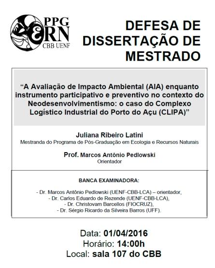 dissertação juliana