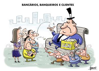 dominação dos banqueiros