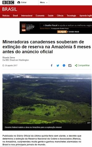 bbc amazonia