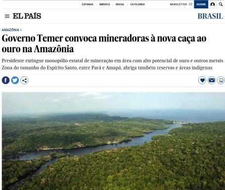 el pais amazonia