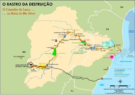Tsulama mapa