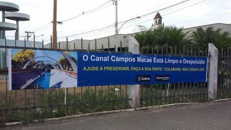 canal campos macae