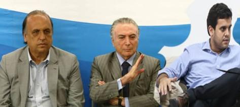 TEMER / RIO