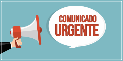 COMUNICADO-URGENTE