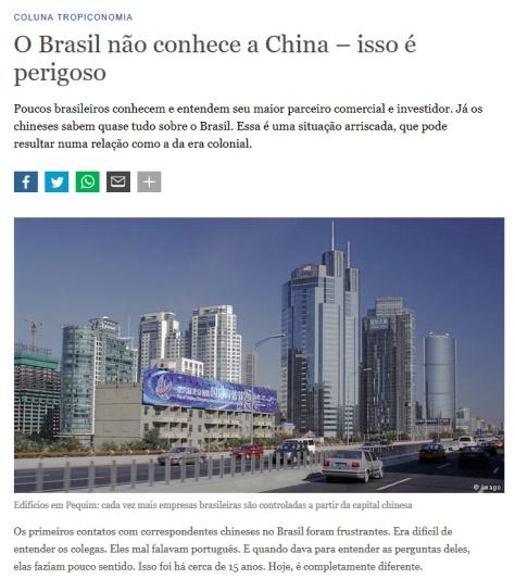 china brasil