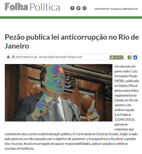 pezao anticorrupção