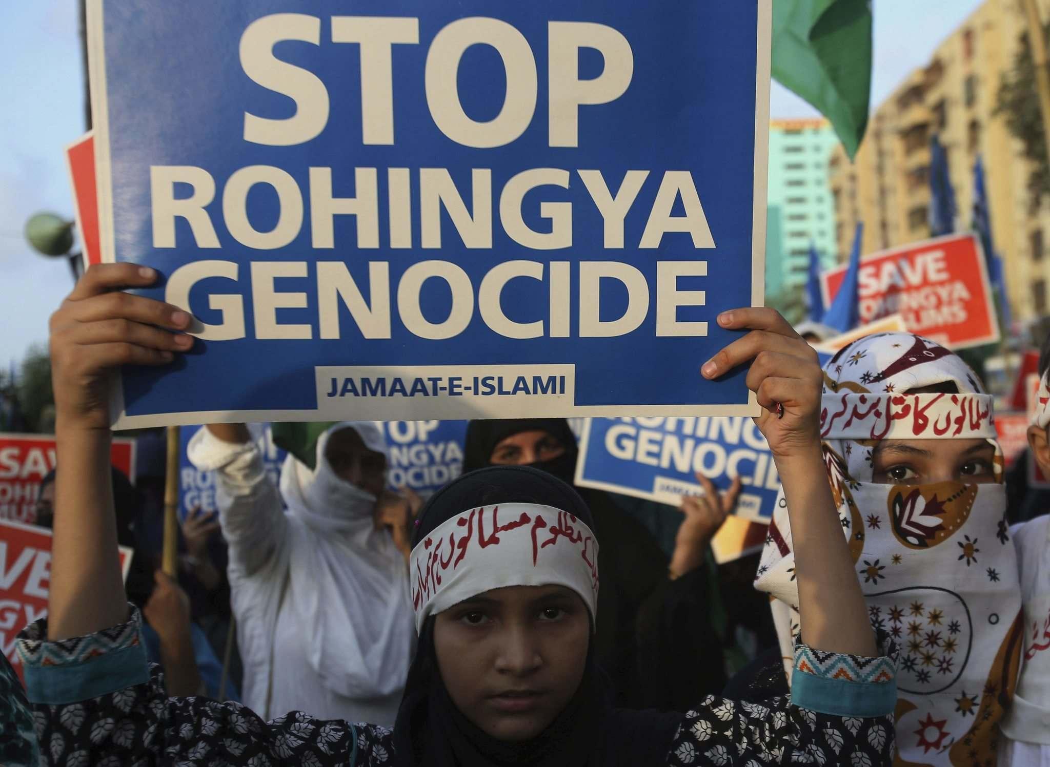 Pakistan Myanmar Attacks