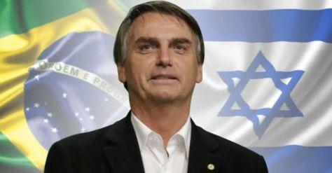 bolsonaro israel