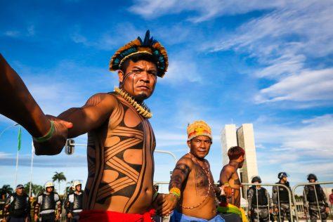 povos indigenas