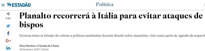 bolsonaro italia