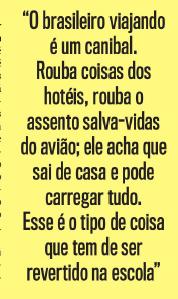 brasileiro ladrão