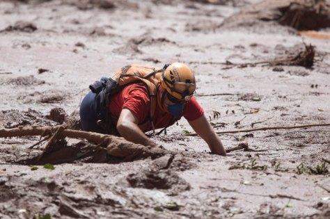 Dammbruch in Brasilien