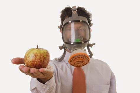 Apple Mask dreamstime_7008761