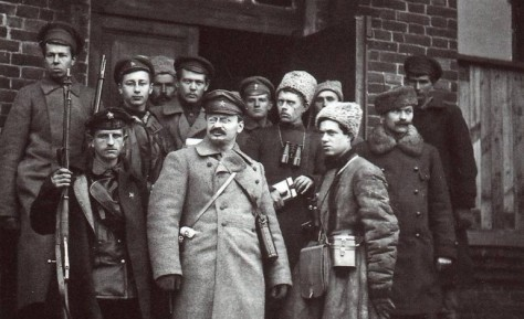 Trotsky-exército-vermelho
