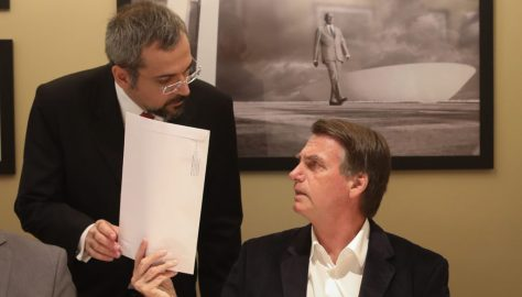 PoderIdeias-JairBolsonaro-Abraham Weintraub-Bolsonaro-Almoco-Paiantella-Poder360-08mai2018-FotoSergioLima