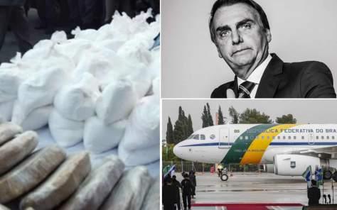 Image result for cocaina sevilha bolsonaro