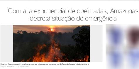 amazonas emergencia
