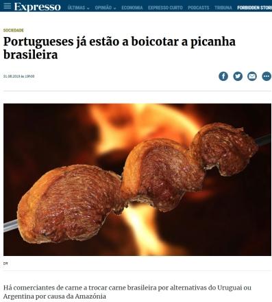 carne brasileira