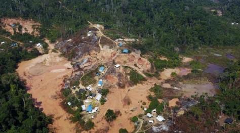 desmatamento-da-Amazônia