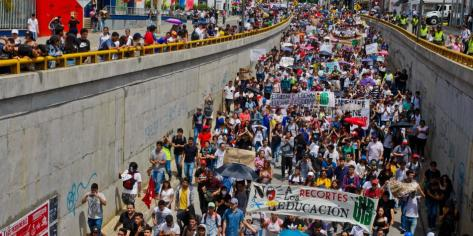 greve colombia
