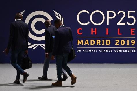 SPAIN-CLIMATE-ENVIRONMENT-COP25