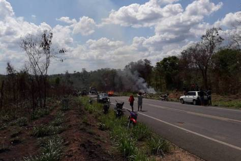 Protesto-Guajajara-Divulgação
