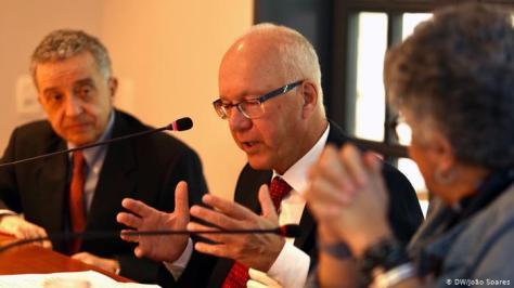 embaixador alemão