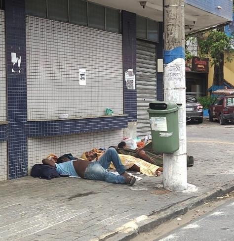 moradores de rua campos