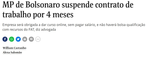 mp suspensão
