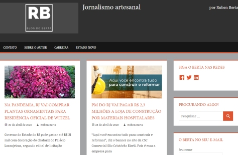 blog do berta