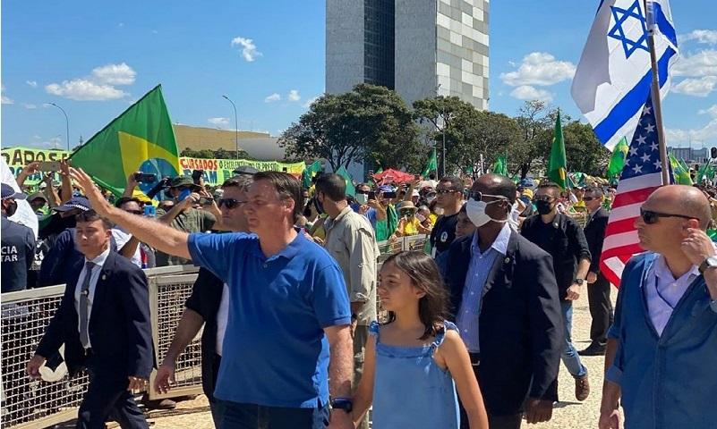 bolsonaro-manifestação