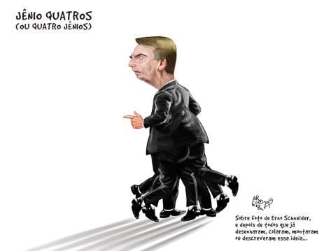 bolsonaroquadrosAroeira