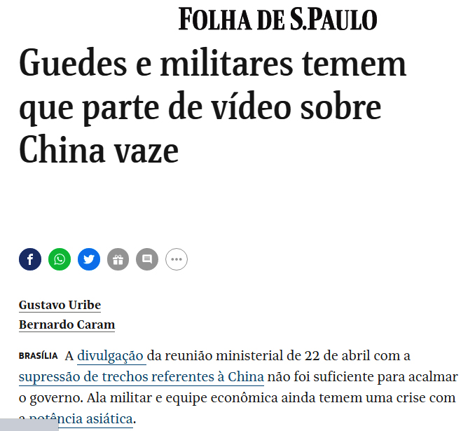 guedes china
