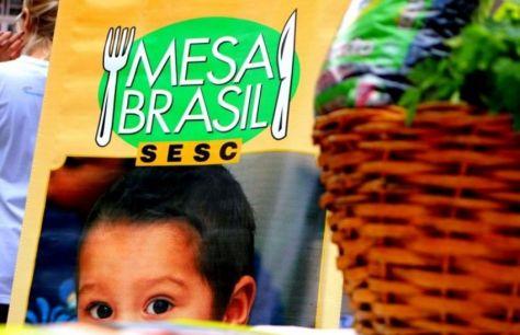 mesa brasil