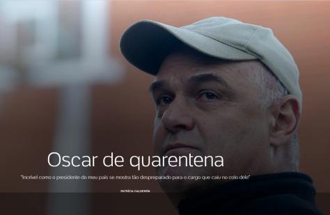 oscar entrevista