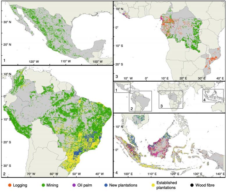 aquisição de terras