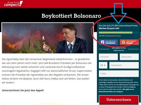 boicote bolsonaro 2