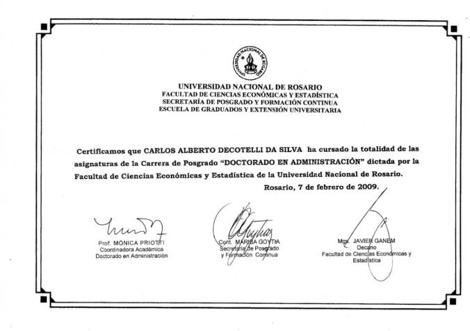 certificado decotelli
