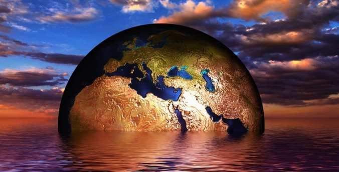 Climate-change-impact-World-in-water