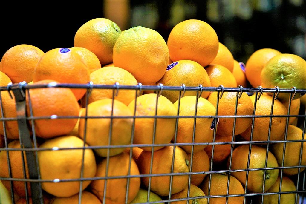 cinco laranjas