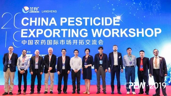 pesticides china