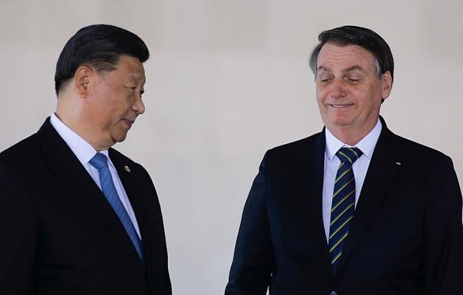BRAZIL-BRICS-SUMMIT