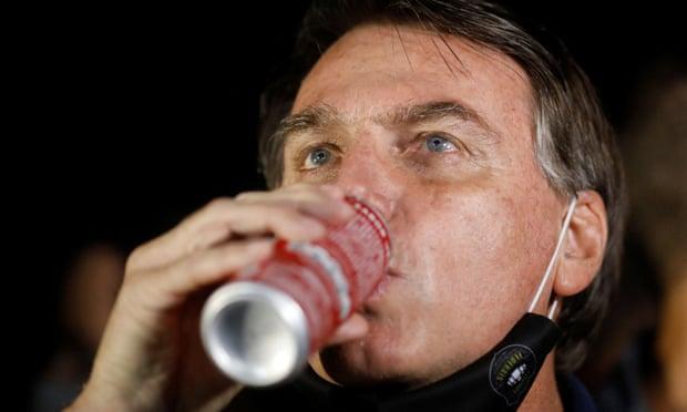 bolsonaro coke
