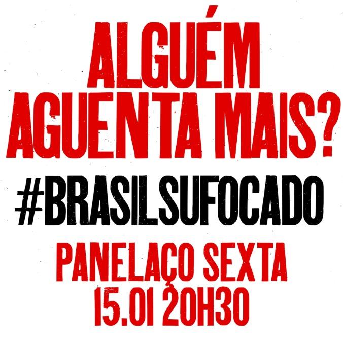 brasil sufocado